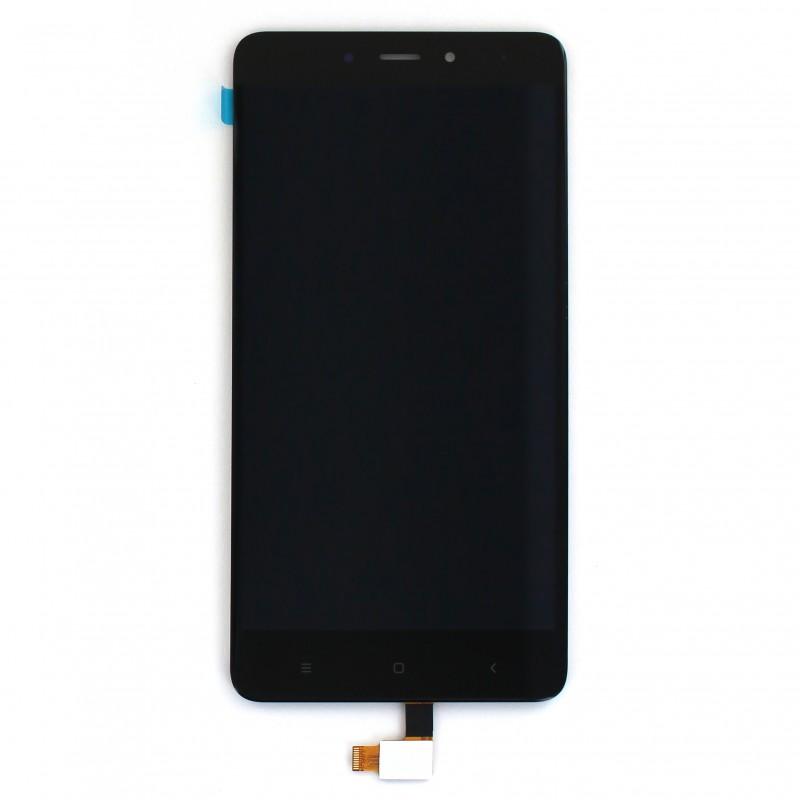 Ecran Noir Avec Vitre LCD Pre Assemble Pour Xiaomi Redmi Note 4 Photo 1