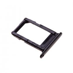 Rack tiroir pour carte SIM Noir pour Samsung Galaxy A6 2018 Photo 1
