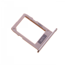 Rack tiroir carte SIM Or pour Samsung Galaxy J6