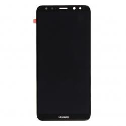 Ecran Noir avec vitre et LCD pour Huawei MATE 10 Lite Photo 1