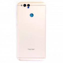 Coque arrière pour Huawei Honor 7X Or Photo 1