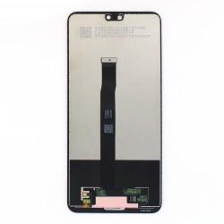Ecran Noir avec vitre et LCD prémonté pour Huawei P20 Photo 2