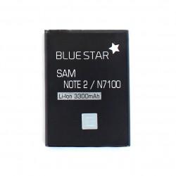 Batterie BLUESTAR pour Samsung Galaxy Note 2 Photo 1