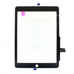 Vitre tactile noire pour iPad 6 2018 Photo 1