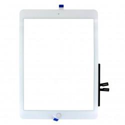 Vitre tactile blanche pour iPad 6 2018 Photo 1