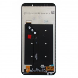 Ecran Noir avec vitre et LCD pré-assemblé pour Xiaomi Redmi 5 Plus Photo 2