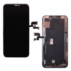 Ecran NOIR iPhone XS Premier prix photo principale