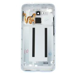 Coque arrière avec lecteur d'empreinte pour Huawei Honor 5C Argent photo 1