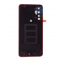 Vitre arrière Noire pour Huawei P20 Pro Photo 2