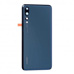 Vitre arrière Bleu pour Huawei P20 Pro Photo 1