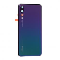 Vitre arrière pour Huawei P20 Pro Violet Twilight Photo 1