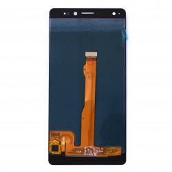 Ecran Blanc avec vitre et LCD pour Huawei MATE S Photo 2