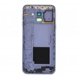Coque arrière Bleu Lavande pour Samsung Galaxy J6 Photo 2