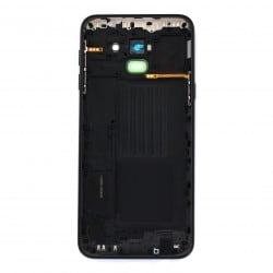 Coque arrière Noire pour Samsung Galaxy J6 Photo 2