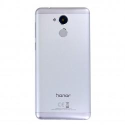 Coque arrière Argent avec lecteur d'empreinte pour Huawei Honor 6C photo 2