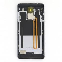 Coque arrière Argent avec lecteur d'empreinte pour Huawei Honor 6C photo 1