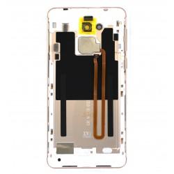 Coque arrière Or avec lecteur d'empreinte pour Huawei Honor 6C Photo 2