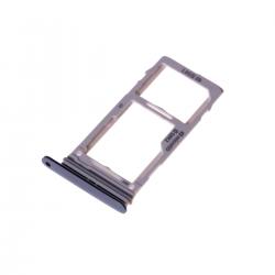 Rack tiroir pour cartes SIM et SD Bleu pour Samsung Galaxy S9
