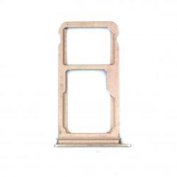 Rack tiroir carte SIM et SD Or pour Huawei Mate 10 Photo 1