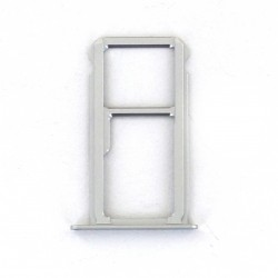 Rack tiroir carte SIM et SD Blanc pour Huawei Mate 9 Photo 2