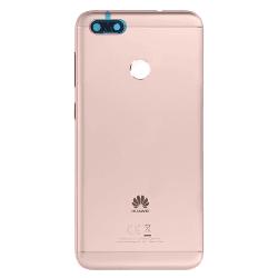 Coque arrière Or pour Huawei Y6 Pro 2017 Photo 1