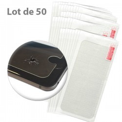 Lot de 50 verres trempés pour iPhone 7 photo 1