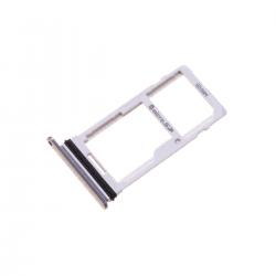 Rack tiroir cartes SIM et SD pour LG G7 ThinQ Gris