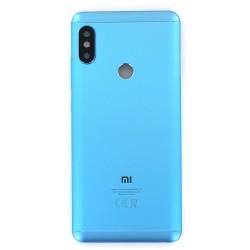 Coque arrière Bleu pour Xiaomi Redmi Note 5  Photo 1