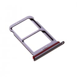 Rack tiroir 2 cartes SIM pour Huwei P20 Pro Noir Photo 1