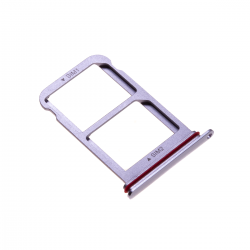 Rack tiroir 2 cartes SIM pour Huwei P20 Pro Twilight photo 1