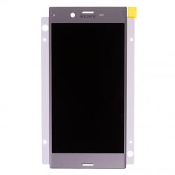 Ecran Argent avec Vitre et LCD prémontés pour Sony Xperia XZS / XZS Dual photo 2