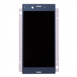 Ecran Bleu avec Vitre et LCD prémontés pour Sony Xperia XZS / XZS Dual Photo 1