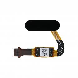 Nappe avec lecteur d'empreintes digitales pour Huawei Honor View 10 Noir Photo 1