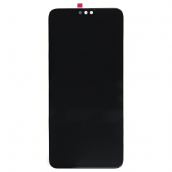 Ecran Noir avec vitre et LCD prémonté pour Huawei Honor 8X Photo 1