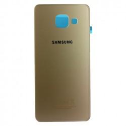 Vitre arrière Or pour Samsung Galaxy A3 2016_photo1