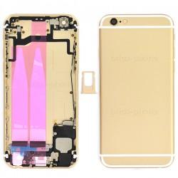 Coque arrière Gold pour iPhone 6S complète photo 1