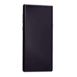 Bloc Ecran Amoled et vitre prémontés pour Samsung Galaxy Note 9 Mauve Orchidée Photo 1