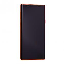 Bloc Ecran Amoled et vitre prémontés pour Samsung Galaxy Note 9 Cuivre Métallique Photo 1
