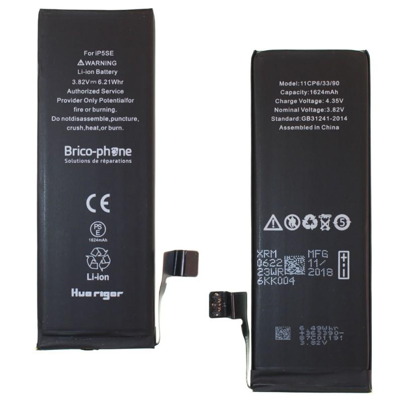 Batterie COMPATIBLE pour iPhone SE photo 1