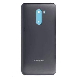 Coque arrière Noir Graphite pour Xiaomi POCOPHONE F1 Photo Face