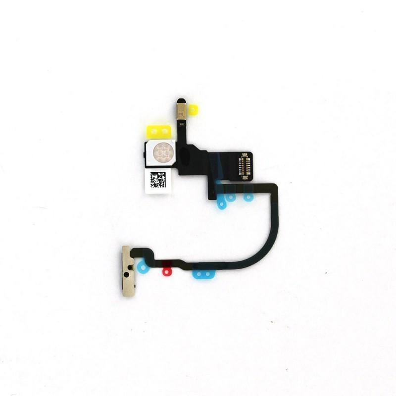 Nappe power et flash pour iPhone XS Max Photo 1
