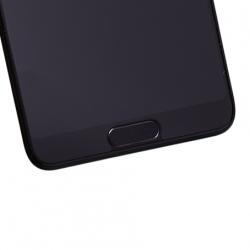 Bloc Ecran Noir COMPLET prémonté sur chassis pour Huawei P20 Photo 3