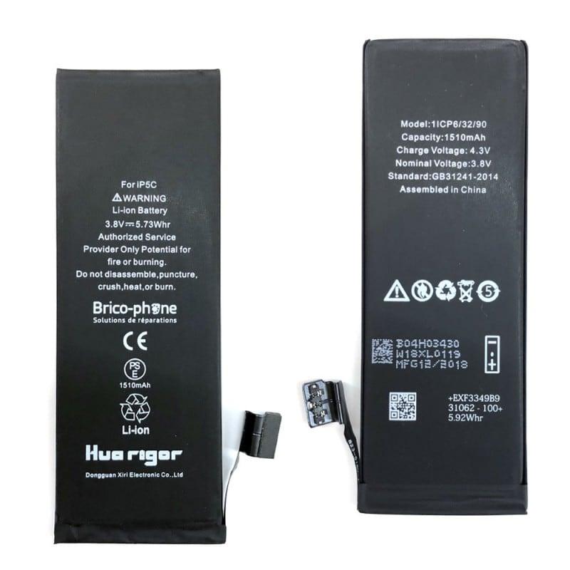 Batterie COMPATIBLE pour iPhone 5C photo 1