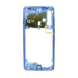 Châssis Intermédiaire Bleu pour Samsung Galaxy A9 2018 photo 1