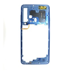 Châssis Intermédiaire Bleu pour Samsung Galaxy A9 2018 photo 2