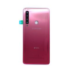 Vitre arrière Rose pour Samsung Galaxy A9 2018_photo 1