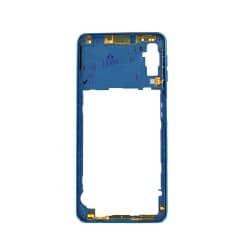 Châssis Intermédiaire Bleu pour Samsung Galaxy A7 2018_photo 1