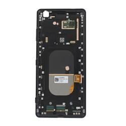 Bloc Ecran Noir sur châssis pour Sony Xperia XZ3_photo 2
