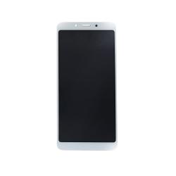 Écran Blanc avec vitre et LCD pré-assemblé pour Xiaomi Redmi 6_photo 1
