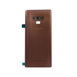 Vitre arrière Marron pour Samsung Galaxy Note 9_photo1